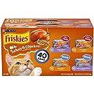 Purina Friskies Wet Cat Food Variety Pack