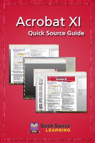 Acrobat XI Quick Source Guide (English Edition)