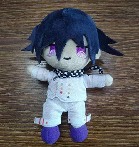 New Anime Danganronpa V3 Dangan Ronpa Oma Kokichi Plush Toy Doll Key Chains Children s Day Birthday Gifts