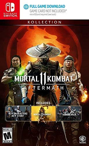 Mortal KOMBAT 11: Aftermath Kollection - Nintendo Switch