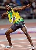Perfect A4 Poster Usain Bolt