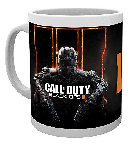 GB Eye Call of Duty Black Ops 3 Becher/Tasse, mit Motiv, Bunt