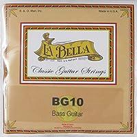 La Bella(ラベラ) 合奏用ギター弦 バスギター用 BG10 Bass Guitar