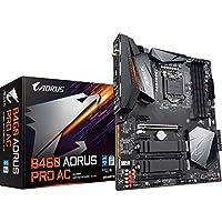 Gigabyte Intel B460 AORUS PRO AC LGA 1200 ATX マザーボード