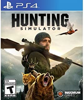 Hunting Simulator (輸入版:北米) - PS4