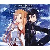 SWORD ART ONLINE MUSIC COLLECTION (4CD) (Korea Edition)