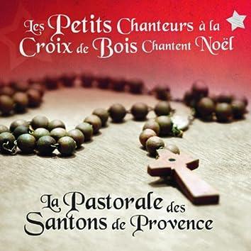 """Les petits chanteurs à la croix de boix chantent """"La pastorale des santons de Provence"""" (La pastorale des Santons de Provence)"""