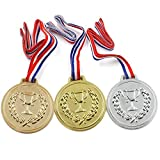 HENBRANDT Oro, Argento & Bronzo MEDAGLIE, Olimpiadi/Sport Day PREMI...