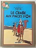 Tintin - Le crabe aux pinces d'or + Tintin au pays de l'or noir
