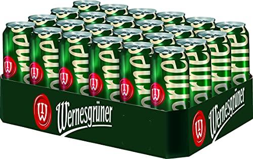 Wernesgrüner Pils Legende, Bier Dose...