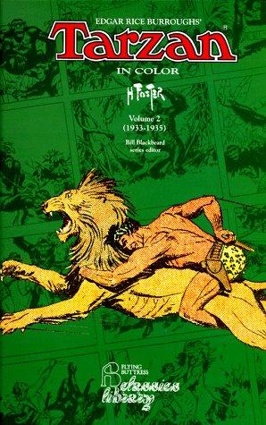 Tarzan: 1933 1935: 2