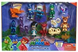 PJ Masks Set di 16 Figure Deluxe