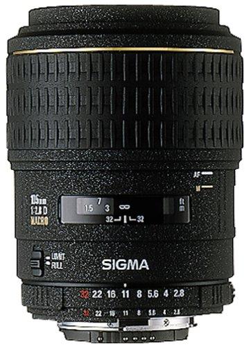 Sigma 105 mm/F 2,8 EX/DG/Macro -