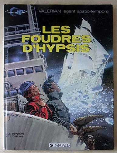 Valérian, agent spatio-temporel, Tome 12 : Les Foudres d'Hypsis