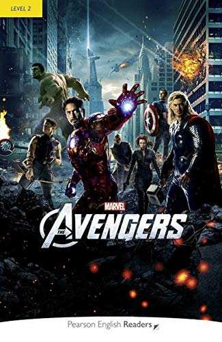 Level 2: Marvel's The Avengers (Pearson English Graded Readers)