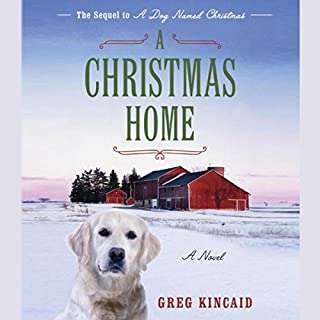 A Christmas Home audiobook cover art