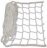Universal Schutznetz Weiß - Breit von 0,6 Meter bis 2,0 Meter (Breite: 0.6 Meter) Meterware (Preis...