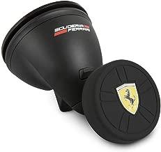 CG Mobile Ferrari Magnetic Car Phone Holder - Suction Cup Mount - Black