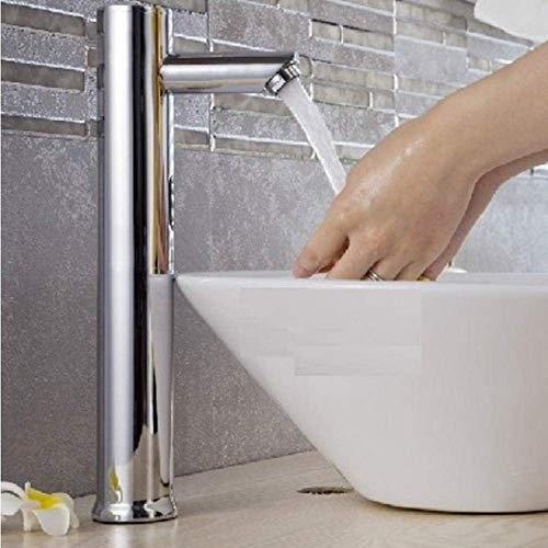 Keukenkraan met automatische waterkraan voor de sensor warmwatersensor en koud water waterkraan voor wastafel opzetkuip accu 220 V of 6 V