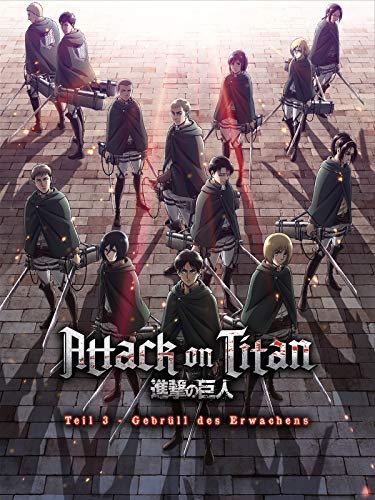 Attack on Titan - Anime Movie Teil 3: Gebrüll des Erwachens