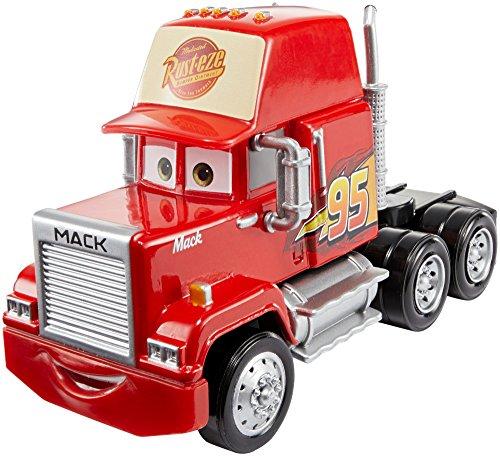 Mattel Disney Cars Disney Cast Deluxe (FCX78) Cars 3 Truck, Mack Semi