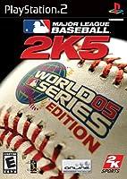 Mlb 2k5: World Series Edition / Game