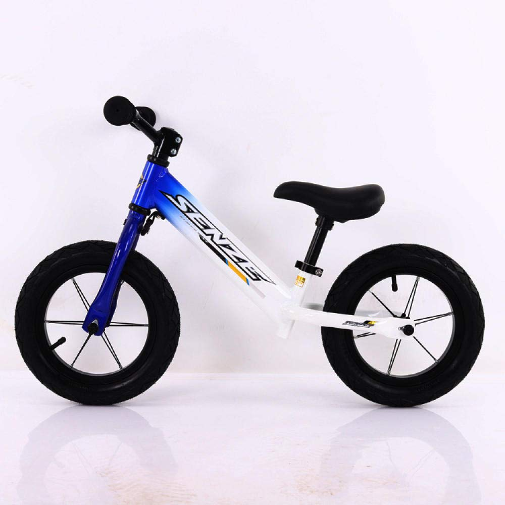 Impulsor 12 Bici sin Pedales Color Bicicleta de Blalance Equilibrio Altura Ajustable Bicicleta Infantil bebé sin reposabrazos Cuadro de Aluminio Aleación de Aluminio Violeta_12: Amazon.es: Deportes y aire libre