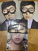 BIGBANG G-DRAGON 3点 メガネ アイNG 眼鏡