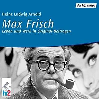 Max Frisch. Leben und Werk Titelbild