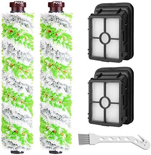 5 pezzi Ricambi Filtri Spazzole per Aspirapolvere CrossWave Bissell 1785 1866F 1868 1926 2303 2306A 2306 23062 23068