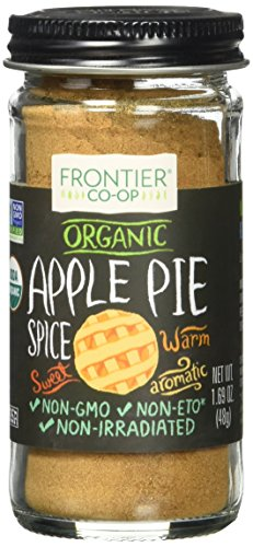 Organic Apple Pie Spice