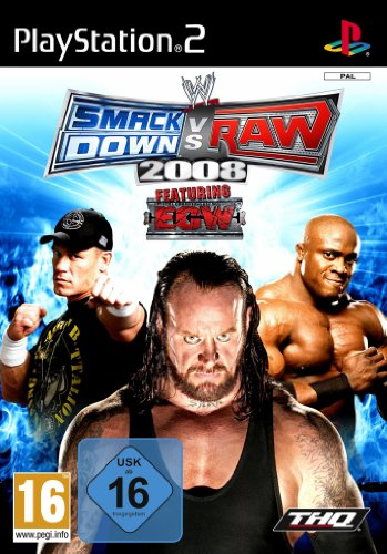 WWE Smackdown vs. Raw 2008 [Software Pyramide]