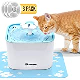 Pet Fountain Cat Water Dispenser - Healthy and Hygienic Drinking...