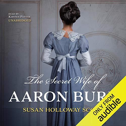 The Secret Wife of Aaron Burr cover art
