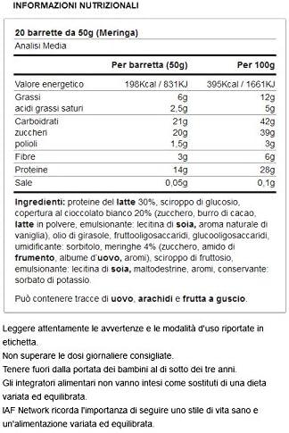 Yamamoto Nutrition FreaKer, Caffe Latte con Cobertura de Chocolate Blanco - 20 Barras