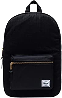 Settlement Mid-Volume Backpack, Dark Grid/Black, One Size