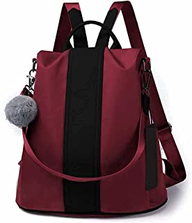 Zoofly Backpacks For Girls and Women Waterproof Latest Clutch for women latest college bags for girls |Office Women Backpa...