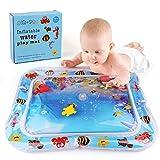 JOJOR Baby Wasser Spielmatte Aufblasbare Tastmatte Spielzeug -