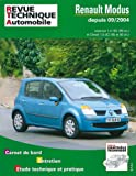 Rta 689.1 Renault Modus Essence et Diesel--09/04