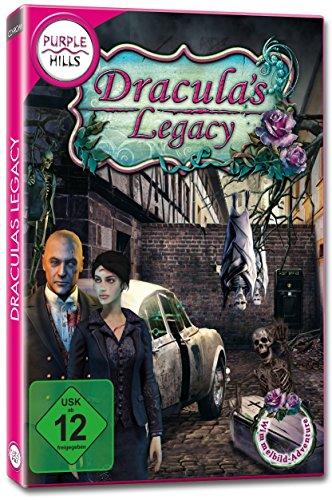 Purplehills Dracula's Legacy Spiel [Importación Alemana]