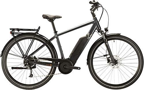 Lapierre Overvolt Trekking 6.5 Bosch Elektro Trekking Bike 2020 (28' Herren Diamant L/53cm, Grau)