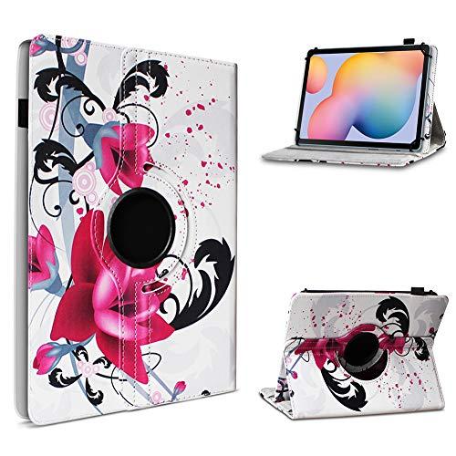 UC Express Tablet Hulle kompatibel fur Samsung Galaxy Tab S6 Lite Tasche Schutzhulle Case Schutz Cover 360 Drehbar 103 Zoll FarbeMotiv 8