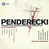 Penderecki: Threnody to Victims of Hiroshima / Various