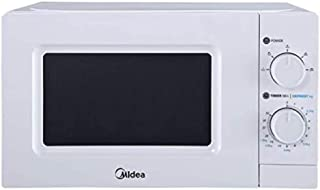 Midea Microwave MO20MWH 20Ltr Solo Microwave, Power 700W, White Color, 1 year Warranty