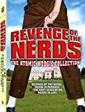 Revenge of the Nerds - The Atomic Wedgie Collection (DVD, 2007, 4-Disc Set) rare