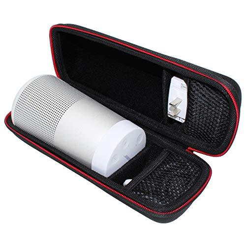 KOKAKO Tasche für Bose So&Link Revolve Bluetooth Lautsprecher EVA Hart Reise Tragetasche Tasche