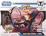 Hailfire Droid y General Grievous Exclusive...