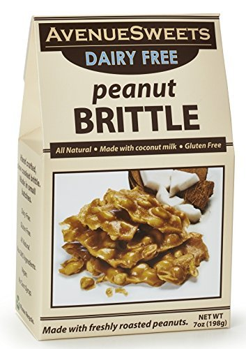 AvenueSweets Limited price Popular brand in the world - Handcrafted Old Fashioned Br Vegan Dairy Free Nut
