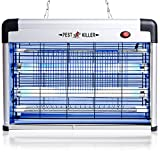 Phosooy Electric Bug Zapper, Indoor Mosquito Killer with 20W...