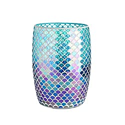 Colorful Decorative trash can